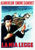 Les granges brulées - Italian Movie Poster (xs thumbnail)