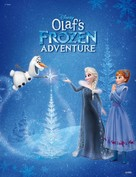 Olaf's Frozen Adventure - Movie Cover (xs thumbnail)