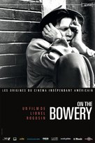 On the Bowery - French Movie Poster (xs thumbnail)