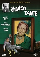 Charleys Tante - German Movie Cover (xs thumbnail)
