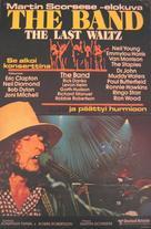 The Last Waltz - Finnish Movie Poster (xs thumbnail)