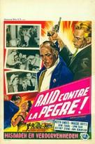 Damn Citizen - Belgian Movie Poster (xs thumbnail)