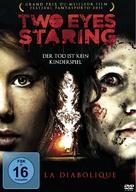 Zwart water - German DVD cover (xs thumbnail)