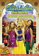 The Cheetah Girls: One World - Movie Cover (xs thumbnail)