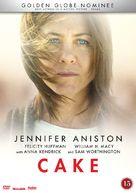 Cake - Danish DVD cover (xs thumbnail)