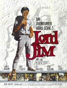 Lord Jim - French Movie Poster (xs thumbnail)