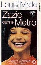 Zazie dans le métro - British VHS cover (xs thumbnail)