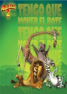 Madagascar: Escape 2 Africa - Mexican Movie Poster (xs thumbnail)