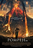Pompeii - Polish Movie Poster (xs thumbnail)