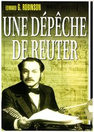 A Dispatch from Reuter's - French Movie Poster (xs thumbnail)