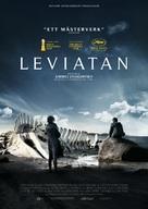 Leviathan - Swedish Movie Poster (xs thumbnail)