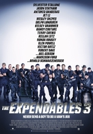 The Expendables 3 - Dutch Movie Poster (xs thumbnail)