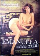 Emmanuelle 2 - German Movie Poster (xs thumbnail)