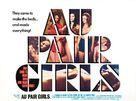 Au Pair Girls - British Movie Poster (xs thumbnail)