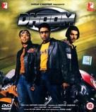Dhoom - British DVD cover (xs thumbnail)