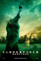 Cloverfield - Mexican Movie Poster (xs thumbnail)
