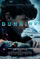 Dunkirk - Singaporean Movie Poster (xs thumbnail)