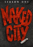 """""""Naked City"""" - DVD movie cover (xs thumbnail)"""