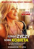 A Little Something for Your Birthday - Polish Movie Poster (xs thumbnail)