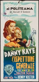 The Inspector General - Italian Movie Poster (xs thumbnail)