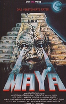 Maya - German VHS cover (xs thumbnail)
