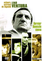 Dernier domicile connu - French DVD cover (xs thumbnail)