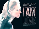 Io sono l'amore - British Movie Poster (xs thumbnail)