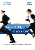 Catch Me If You Can - German Movie Cover (xs thumbnail)
