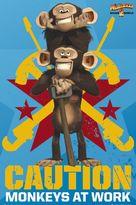 Madagascar: Escape 2 Africa - poster (xs thumbnail)