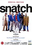 Snatch - Danish Movie Cover (xs thumbnail)