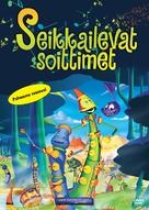Piccolo, Saxo et compagnie - Finnish Movie Cover (xs thumbnail)