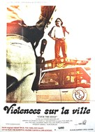 Over the Edge - French Movie Poster (xs thumbnail)