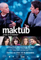 Maktub - Spanish Movie Poster (xs thumbnail)