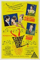 Funny Girl - Australian Theatrical poster (xs thumbnail)