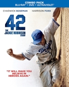 42 - Blu-Ray movie cover (xs thumbnail)
