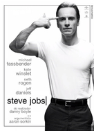 Steve Jobs - Portuguese Movie Poster (xs thumbnail)