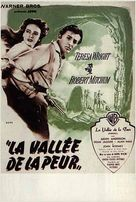 Pursued - French Movie Poster (xs thumbnail)