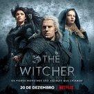 """The Witcher"" - Brazilian Movie Poster (xs thumbnail)"