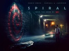 Spiral: From the Book of Saw - British Movie Poster (xs thumbnail)
