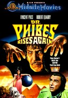 Dr. Phibes Rises Again - DVD movie cover (xs thumbnail)