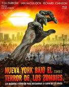 Zombi 2 - Spanish Blu-Ray cover (xs thumbnail)