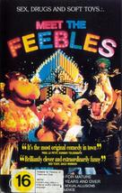 Meet the Feebles - New Zealand VHS cover (xs thumbnail)