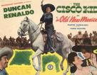 The Cisco Kid in Old New Mexico - Movie Poster (xs thumbnail)