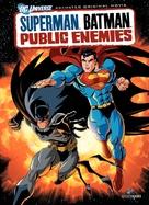 Superman/Batman: Public Enemies - Movie Cover (xs thumbnail)