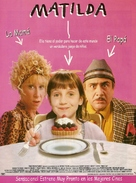 Matilda - Argentinian Movie Poster (xs thumbnail)