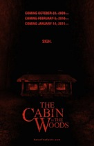The Cabin in the Woods - Movie Poster (xs thumbnail)