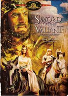 Sword of the Valiant: The Legend of Sir Gawain and the Green Knight - DVD movie cover (xs thumbnail)