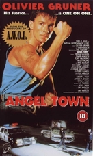 Angel Town - British VHS movie cover (xs thumbnail)