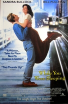 While You Were Sleeping - Video release movie poster (xs thumbnail)