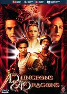 Dungeons And Dragons - Danish DVD cover (xs thumbnail)